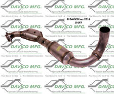 Catalytic Converter-Exact-Fit Left Davico Exc CA fits 04-06 Ford F-150 4.6L-V8