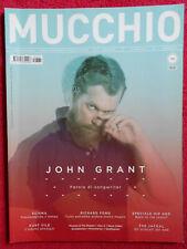 Rivista MUCCHIO SELVAGGIO 735/2015 John Grant Scisma Kurt Vile Deradoorian No cd