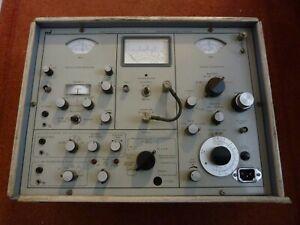 Marconi 2950  / 5 radio  AM / FM communications test set  HAM RADIO