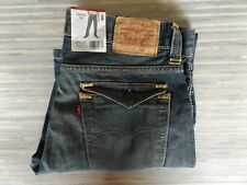 Men's Levi Strauss & Co. 506 Standard Fitting Blue Jeans W34 L32 ONS
