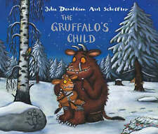 The Gruffalo's Child by Julia Donaldson (CD-Audio, 2005)