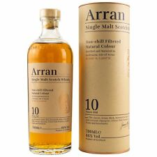 THE ARRAN - 10 Years Old New Design - 46% Vol 1x0,7L Single Malt Scotch Whisky