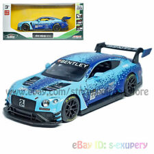 1:32 Bentley Continental GT3 #93 Model Car Diecast Vehicle Collection Kids Gift