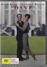 DAVE  ( KEVIN KLINE - SIGOURNEY WEAVER ) DVD NEW AND SEALED ( COMEDY)