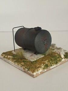 KIT Cuve à GAS-OIL horizontale pour dépôt éch. HO