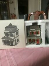 New England Village Series / Dept 56 / Ann Shaw Toys / Nib