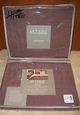 930  Noble Excellence Moderne Triumph LINEN EURO Pillow Sham Cover