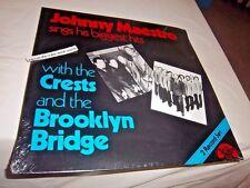 JOHNNY MAESTRO/CRESTS/BROOKLYN BRIDGE-SINGS HIS BIGGEST HITS(2 DISCSS) SEALED LP
