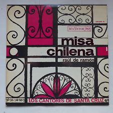 Misa Chilena RAUL DE RAMON Los Cantores de Santa Cruz 430695 S