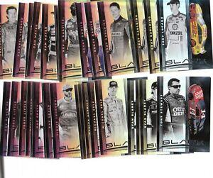 2021 Panini Chronicles NASCAR Black Base Pick Your Card Fill Your Set 1-20