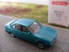 1/87 Wiking BMW 520i blautürkis 193 01 b