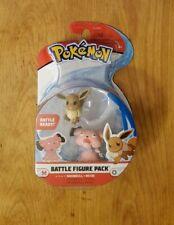 Pokemon Battle Figure Pack Series 3 - EEVEE & SNUBBULL