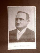 Enrico Barone Colonnello Napoli, 22 dicembre 1859 – Napoli, 14 maggio 1924