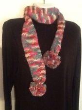 Accessori sciarpe rosa per bambine dai 2 ai 16 anni