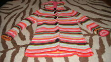 BABY GAP 3T 4T 4  3 YRS LONG SWEATER COAT ADORABLE