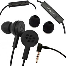 Blackberry Handsfree Earphones Headphones For 9900 9300 93200 9790 9780 Z10 Q10