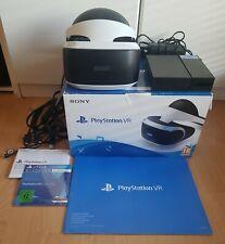 Sony Playstation VR Headset PS VR PSVR Virtual Reality Brille - V1 - OVP