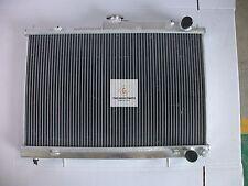 Aluminum Radiator FOR NISSAN SKYLINE R33 R34 GTR GTS-T GTST RB25DET 1994-1998