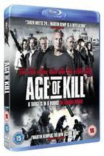 Age of Kill Blu-ray 5060020706080 Martin Kemp Phil Davis Patrick Bergin .
