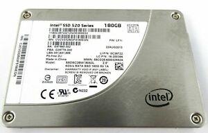 """Intel SSD 520 Series 180GB SSD 2.5"""" 6Gb/s SATA working"""