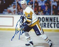 Mark Recchi Signed 8x10 Photo Pittsburgh Penguins Autographed COA