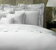 "Ralph Lauren Langdon Solid 12"" x 16"" Decorative Throw Pillow Deco White $100"
