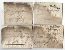 Lot de 4 Marques Postale ( 190 )