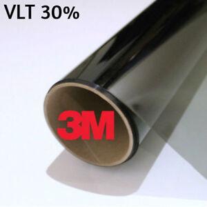 Pellicola omologata ABG oscuramento Vetri Auto serie Black Shade di 3M™ BS 30%