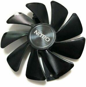 95mm GPU Replacement Fan Nitro+ RX580 / RX570 / RX480 / RX470 OEM - CF1015H12D