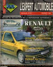 RTA revue technique l'expert automobile n° 371 RENAULT CLIO II 2