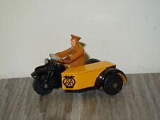 Motorcycle Patrol AA van Dinky Toys 44b England *4502