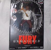 Mankind  WWE Figur ca.20cm  Fury Unmatched Platinum Edition Serie  --Neu,OVP,RAR