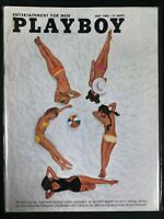 23	-	Playboy	, 	magazine	, 	Jul	, 	1966	, 	Tish Howard, Ursula Andress	, 	Vargas
