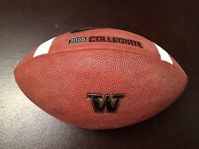 UW - Washington Huskies Nike 3005 Game Football (circa late 2000s)