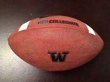 UW - Washington Huskies Nike 3005 Game Football (circa late 2000s)
