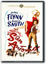 San Antonio DVD New Errol Flynn, Alexis Smith, S.Z. Sakall