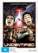 Unidentified (DVD) - ACC0328