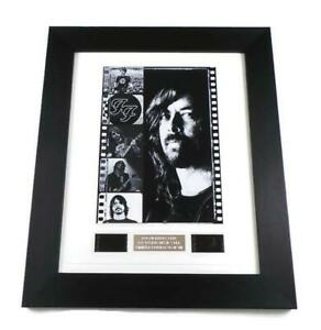 FOO FIGHTERS FILM CELLS DAVE GROHL MEMORABILIA RARE FOO FIGHTERS LIVE GIFTS