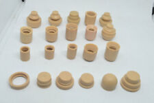 21pcs 1/6 Neck Peg Joint Adapter Connector for Hot Toys Body Head Sculpt