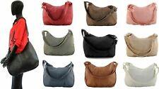 Damen Handtasche Schwarz Schultertasche Shopper Bag gross groß XL Damentasche S7