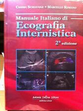 Manuale Italiano di Ecografia Internistica Schiavone Romano