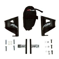 Xlab Mini Wing Kit Hydration System-Two Water Bottle Cages and Bag-Black-New
