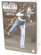 BIOHAZARD Gun Survivor 2 Code Veronica Guide Book EB10*