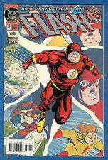 FLASH  # 0 - (2nd series) DC Comics 1994 (vf-) B
