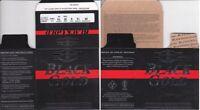 540) GAMEBORE BLACK GOLD FIBRE 12g 70mm 30g No 6 MT SHOTSHELL BOX