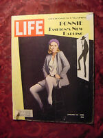LIFE January 12 1968 Jan 1/12/68 VIETNAM VIETCONG FAYE DUNAWAY BONNIE CLYDE