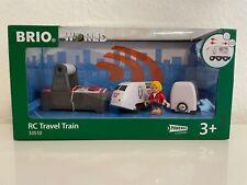 Brio World 33510 RC Travel Train Express Reisezug