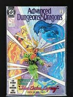 Advanced Dungeons and Dragons #15 FN 1990 Stock Image