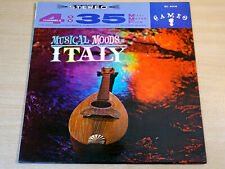 Giannini/The Musical Moods Of Italy/1962 Cameo Stereo LP