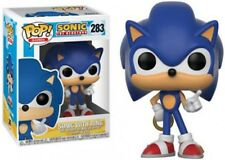 Sonic The Hedgehog Funko Pop! Games Sonic with Ring Vinyl Figure
